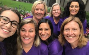 Food Allergy Canada team smiling at the camera